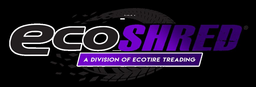 ecoshred logo purple
