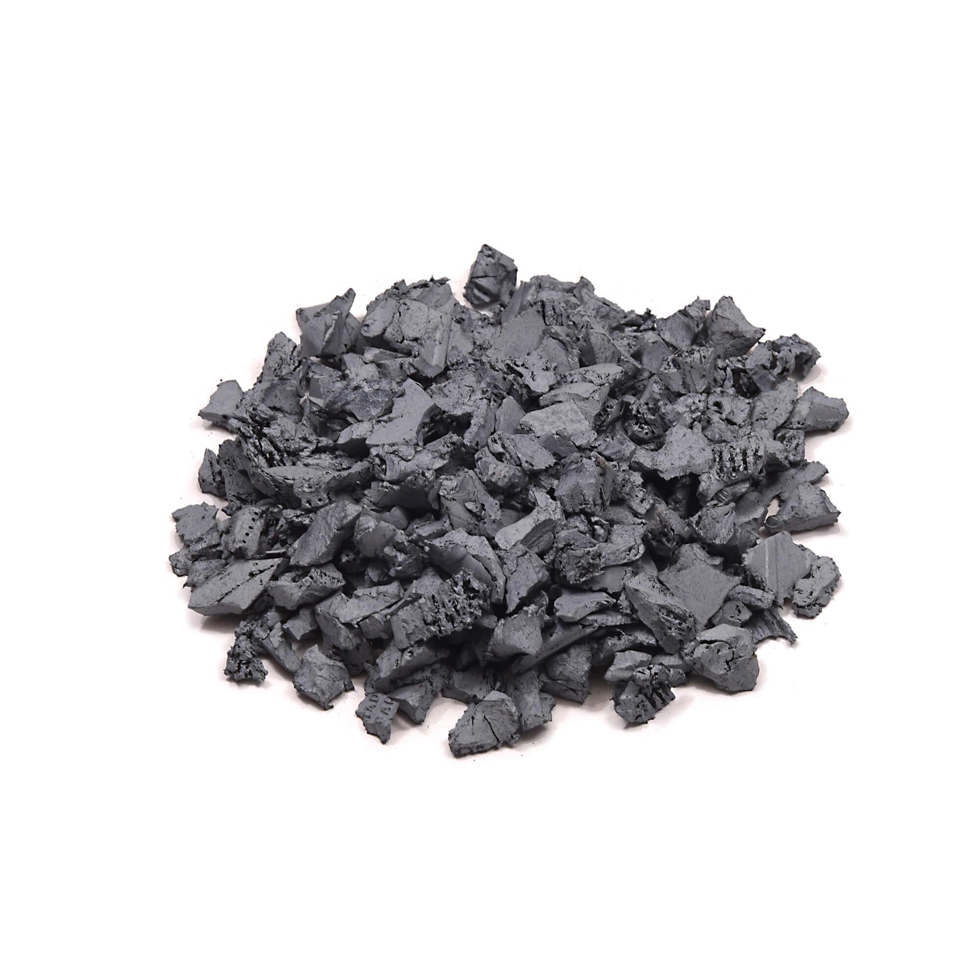 silver color mulch