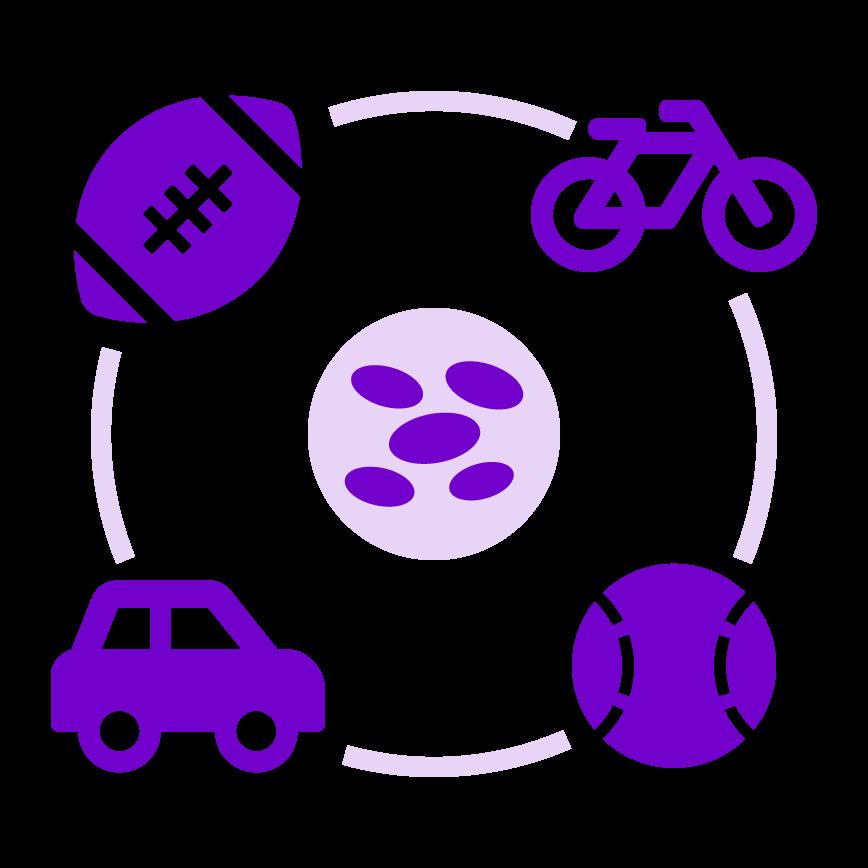 symbols of crumb applications